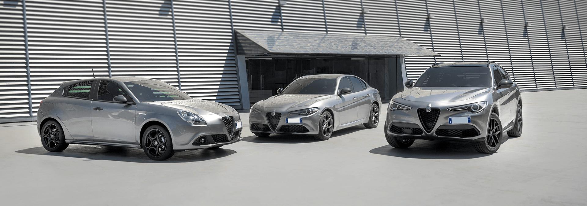 Used Alfa Romeo car image