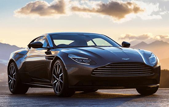 used Aston-Martin car image