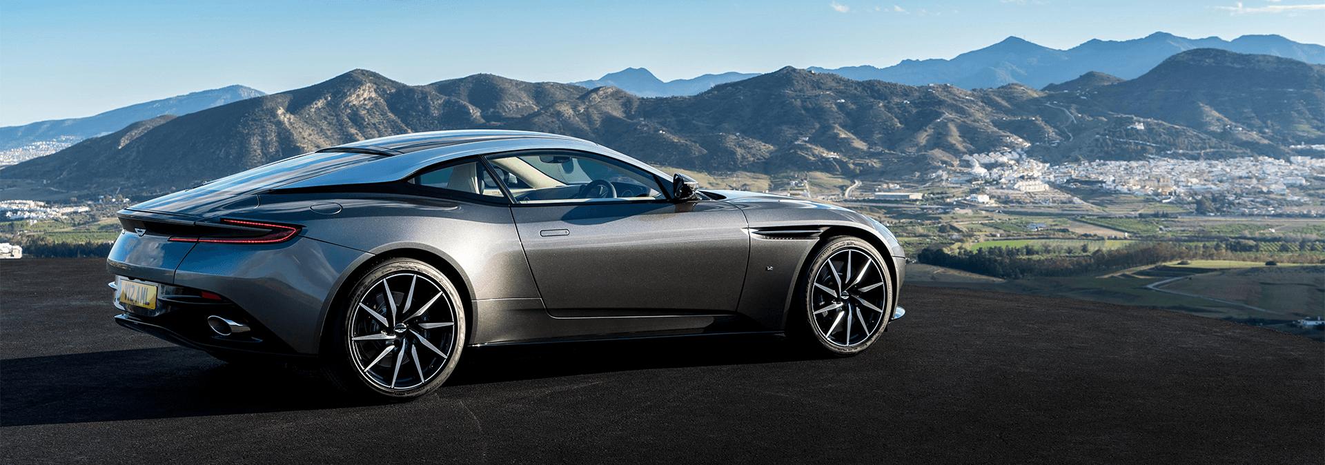 Used Aston Martin car image