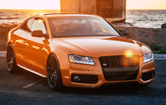 used Audi car image