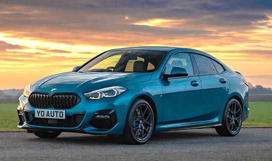 Used BMW car image