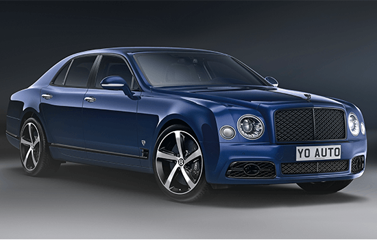 used Bentley car image