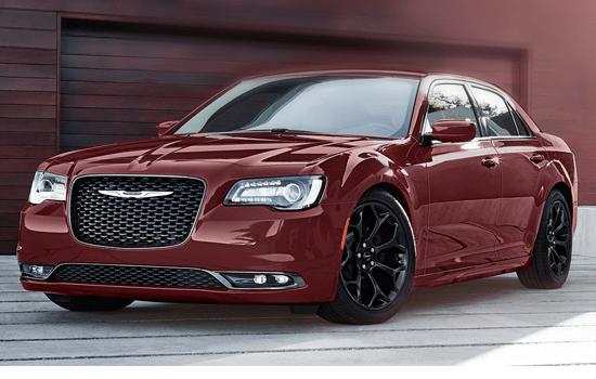 used Chrysler car image