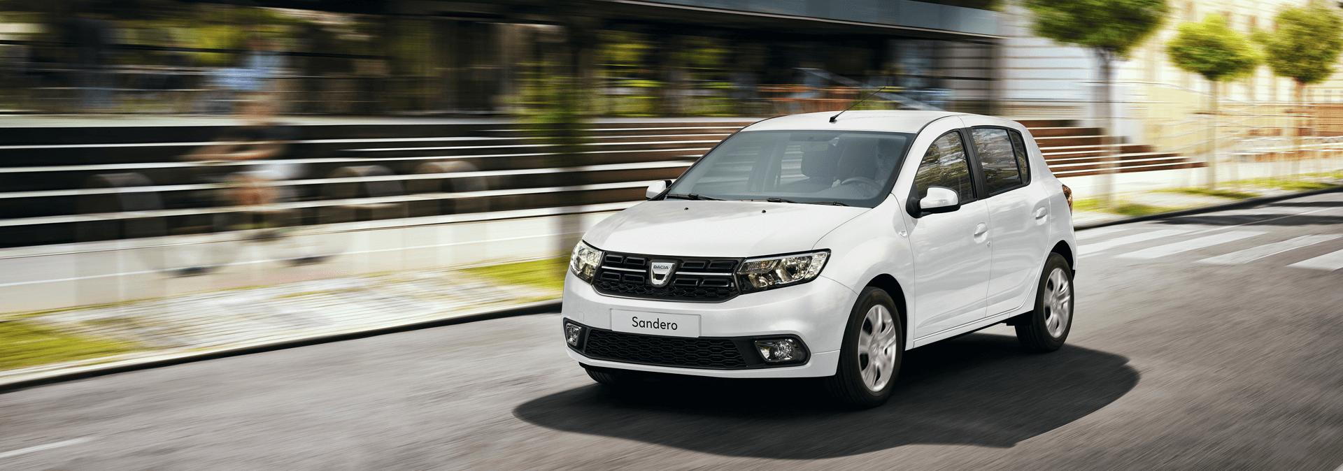 Used Dacia car image