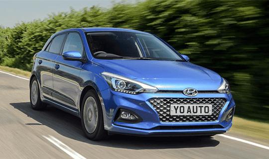 Used Hyundai car image