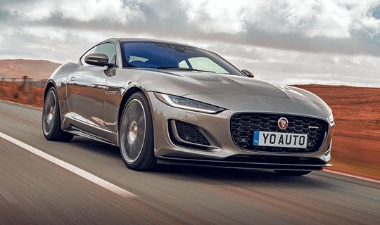 Used Jaguar car image