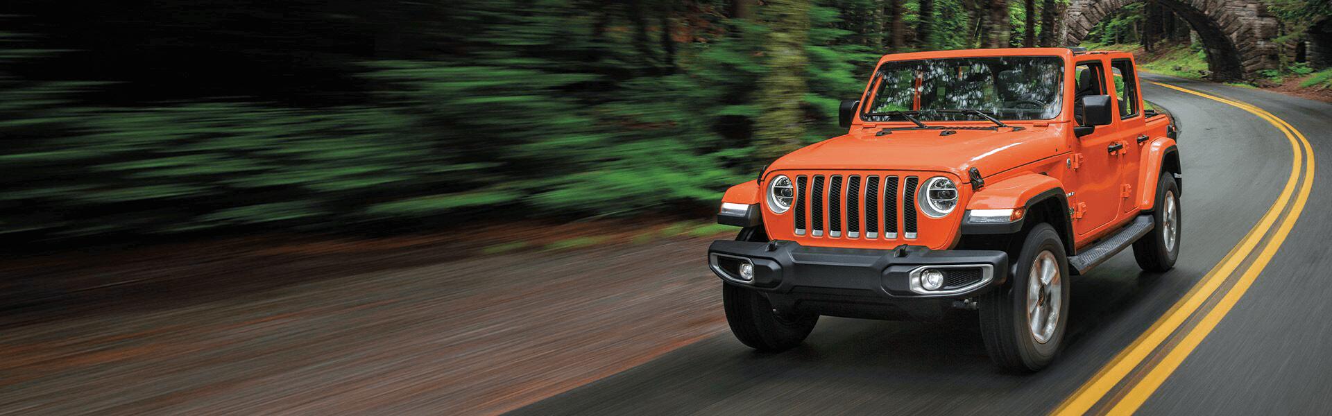 Used Jeep car image