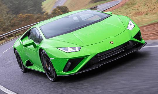 Used Lamborghini car image