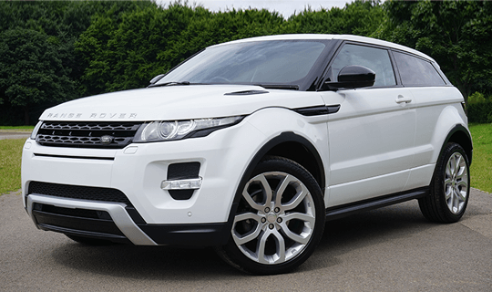 Used Land Rover car image