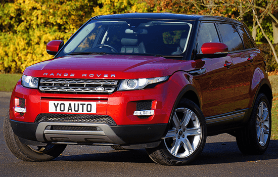 used Land-Rover car image