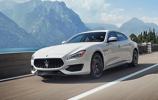 used Maserati car image
