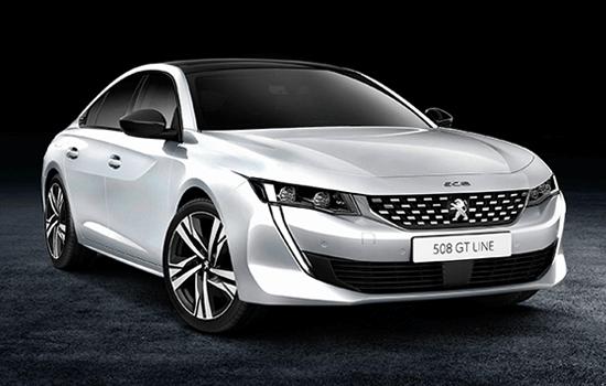 used Peugeot car image