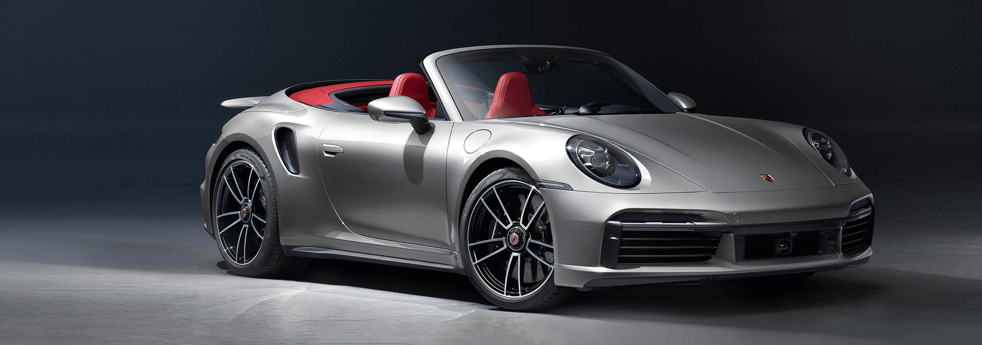 Used Porsche car image