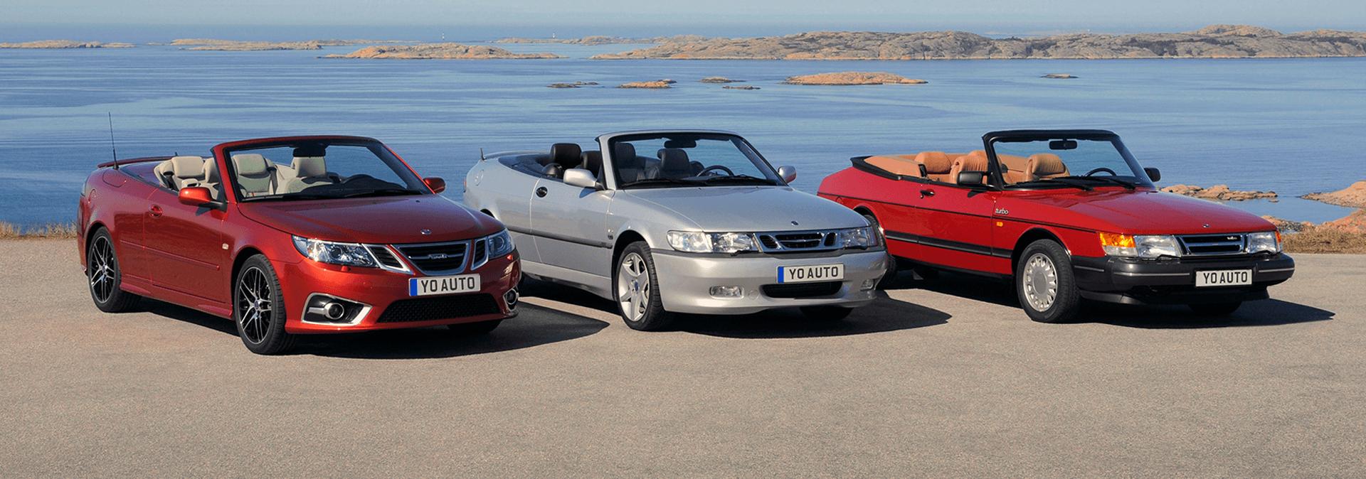 Used Saab car image