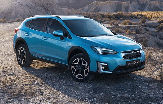 used Subaru car image