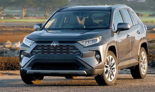 Used Toyota car image