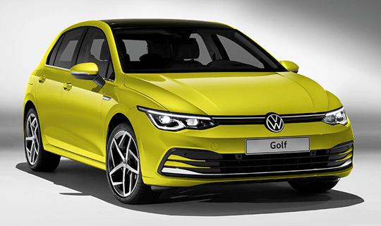 Used Volkswagen car image